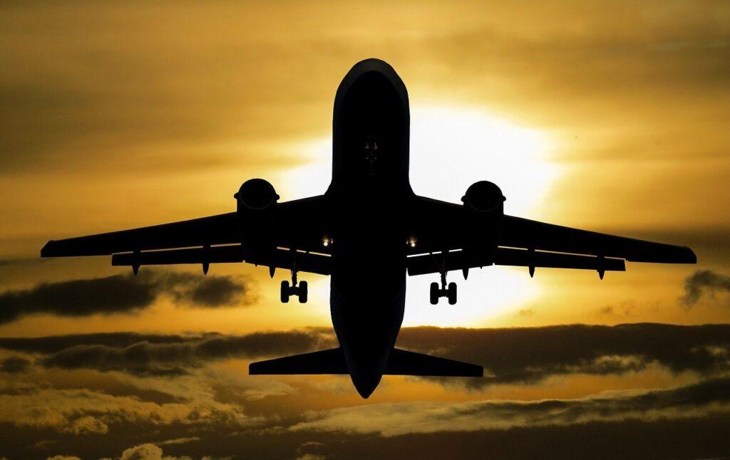 aircraft, sunset, silhouette-1362586.jpg